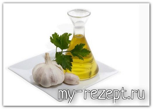 Как приготовить чесночное масло в домашних условиях рецепт с фото