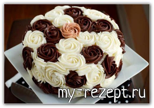8крем для торта