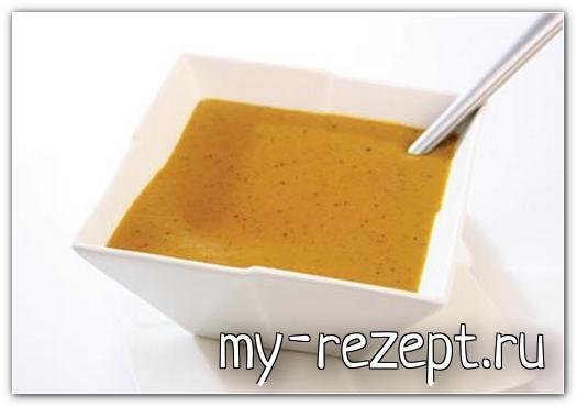 Соус карри рецепт домашний
