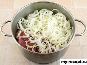 Шашлык из свинины