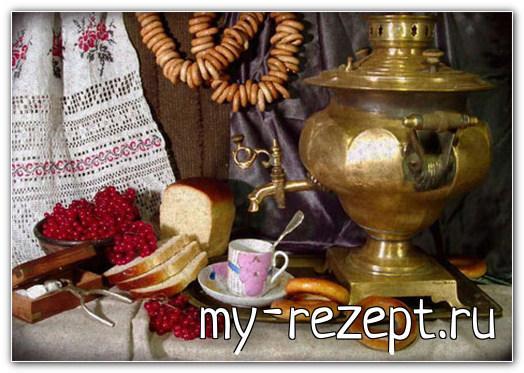 История чая!