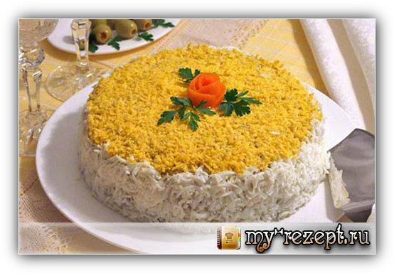 Печеночный торт рецепт с фото пошагово!