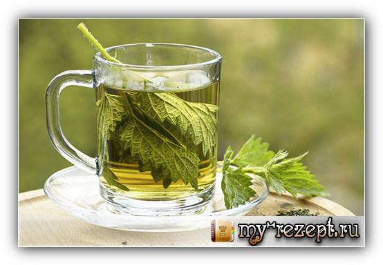 чай из крапивы 2