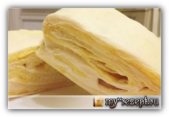 слоенное тесто