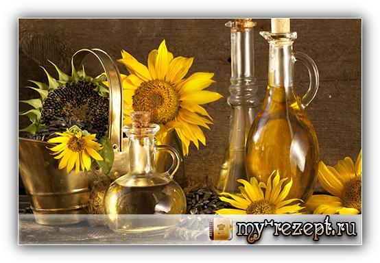 Cамые полезные растительные масла